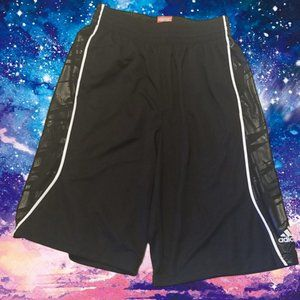Adidas Basketball Shorts Alive 3.0 Mens Med 32-34